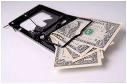 money effective trap