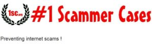 #1 scammer cases