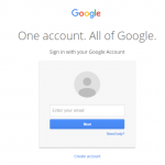 Users of Gmail, Google's email, are victims of phishing attempts